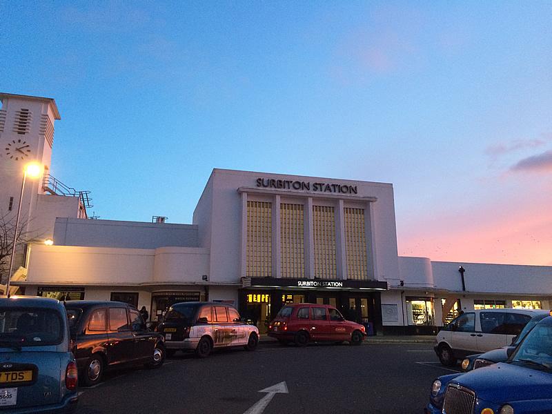 Surbiton Station KT6
