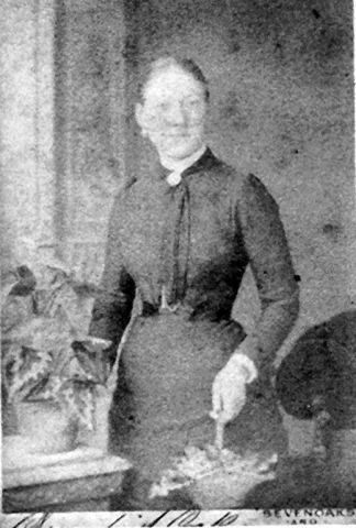 Charlotte Bertha Hunt