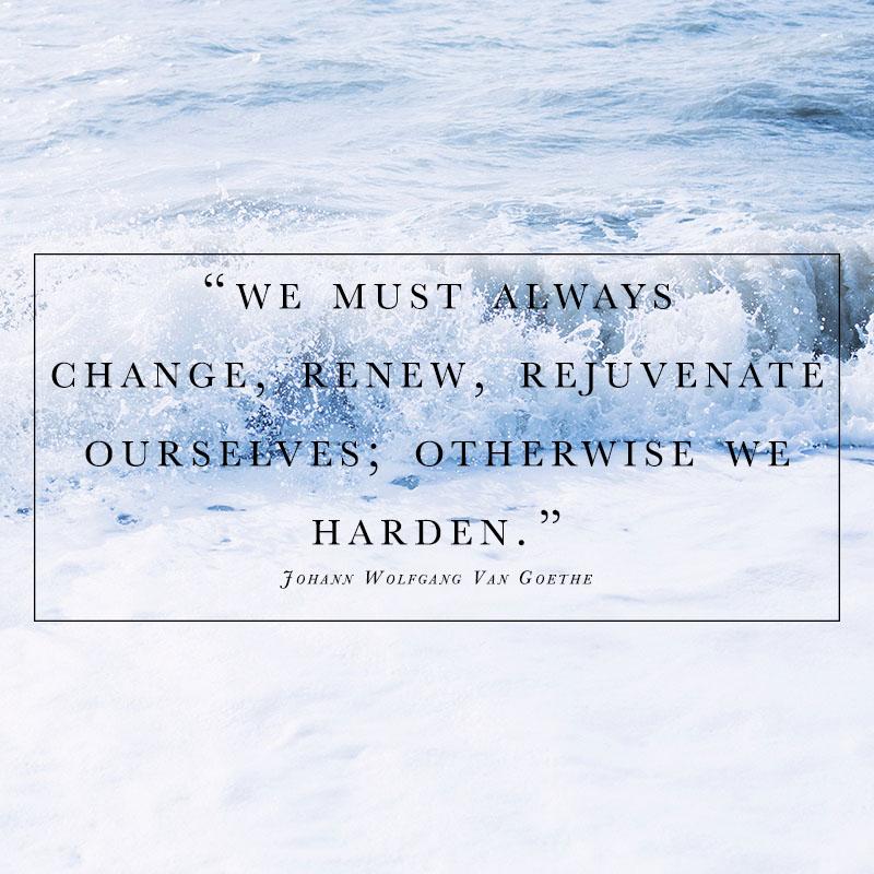 ways to rejuvenate