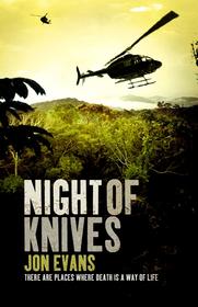 night of knives -jon evans