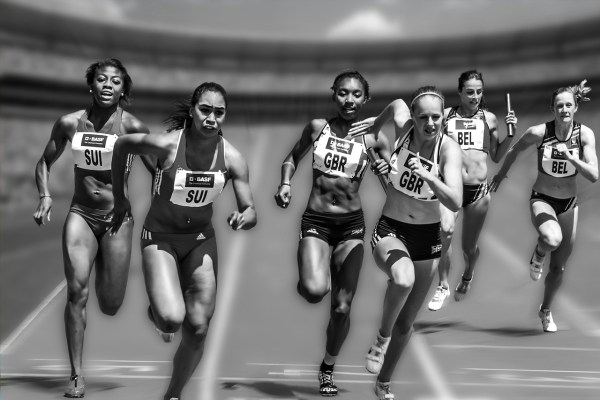 Women's Relay Competition