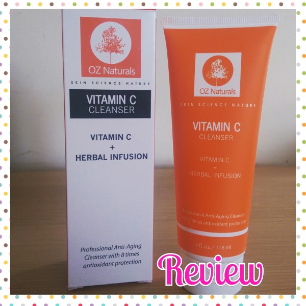 The #perfectcleanser from Oz Naturals