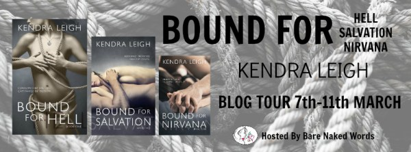 Blog Tour – Bound for Hell by Kendra Leigh