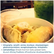 """Simple food but really great taste..."" Exactly what Kinley stands for... Simple food Simply Delicious ✌️ Thank you @satriadiofbayu for sharing our food and kind review"