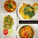 Thai Vegetarian Menu Sun Plaza
