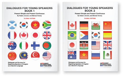 Dialogues For Young Speakers Kinney Brothers Publishing