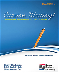 Cursive Writing! Kinney Brothers Publishing