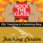 Teaching Cursive Kinney Brothers Publishing