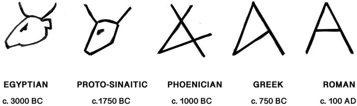 History of the Latin Alphabet Kinney Brothers Publishing