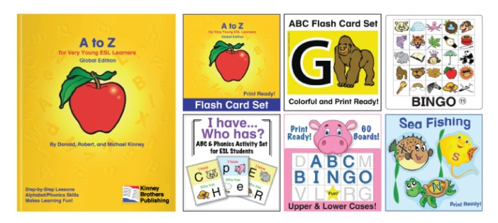 A to Z Kinney Brothers Publishng