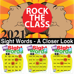 Easy Sight Words Kinney Brothers Publishing
