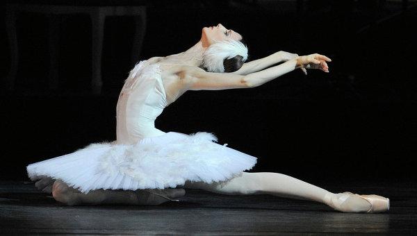 Солистка балета Большого театра признана танцовщицей года ...
