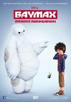 Baymax - Riesiges Robowabohu