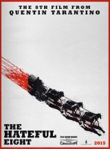 The Hateful Eight Teaser Poster