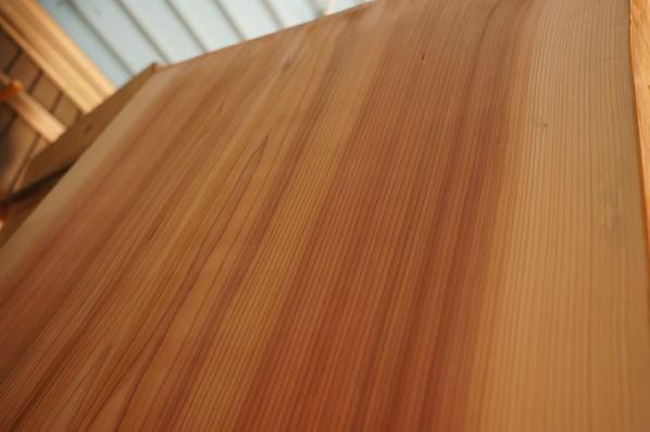 杉一枚板木目