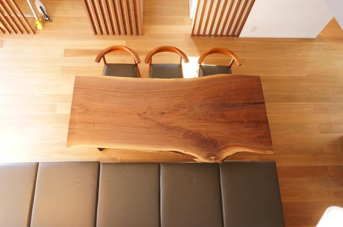 千葉県|茨城県|東京都|一枚板テーブル
