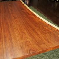 無垢一枚板テーブル