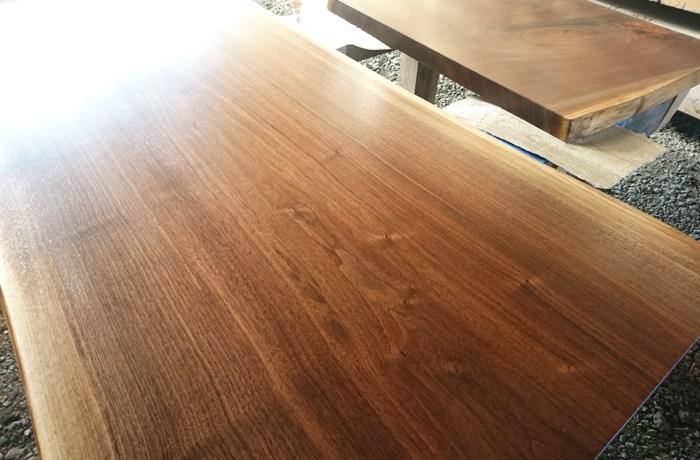 ブラックウォルナットテーブル