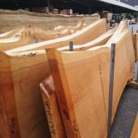 天然木一枚板