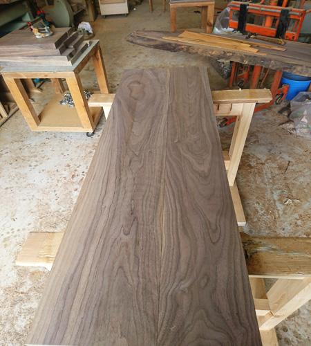 天然木 手作り家具
