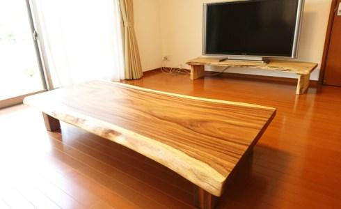 モンキーポットローテーブル