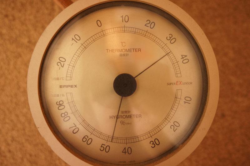7月の気温