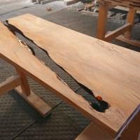 屋久杉一枚板テーブル