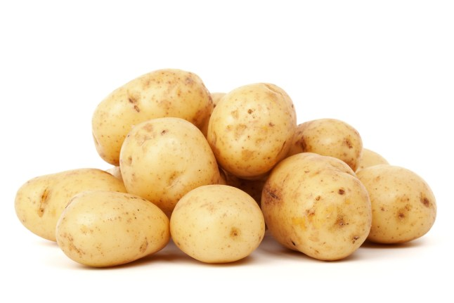 isolated-potatoes