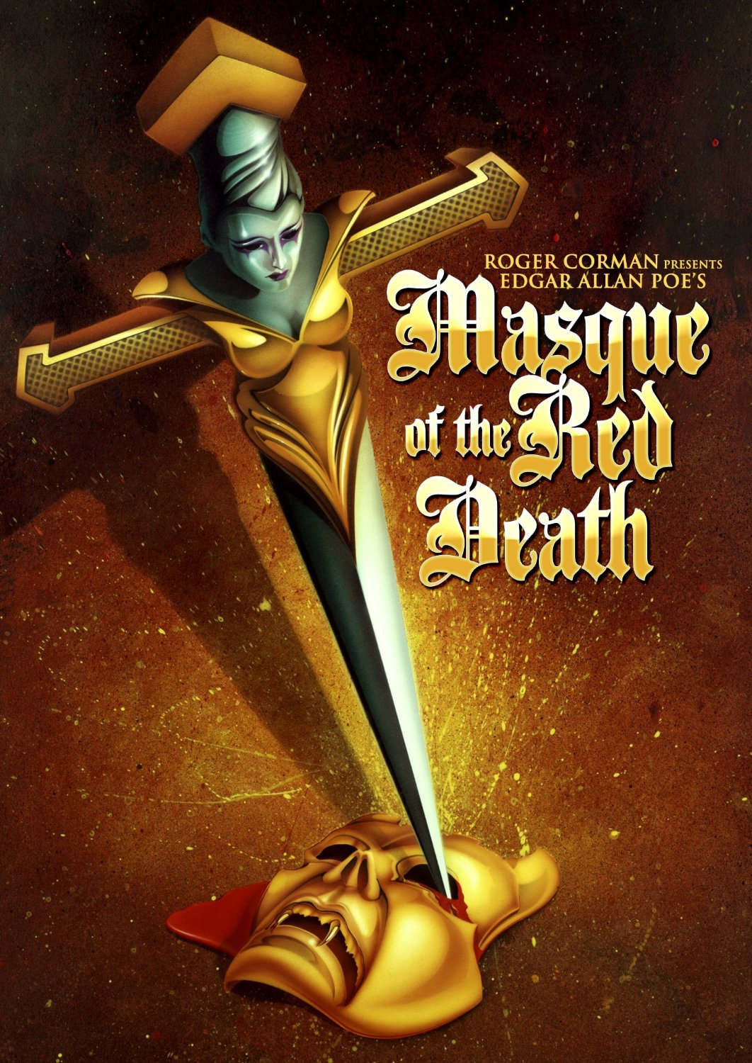 Masque Of The Red Dvd