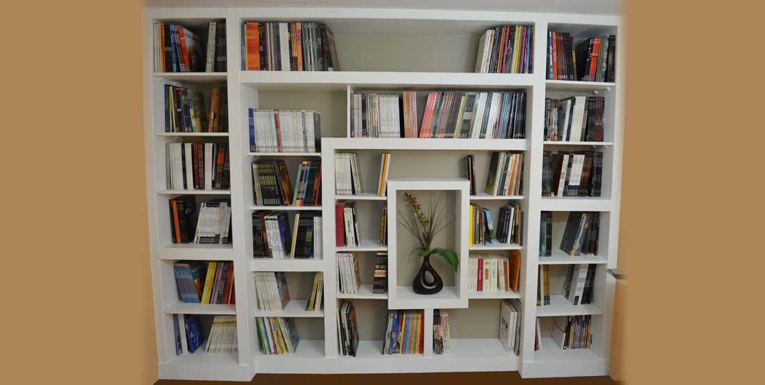 Fabriquer Une Bibliothque Personnalise