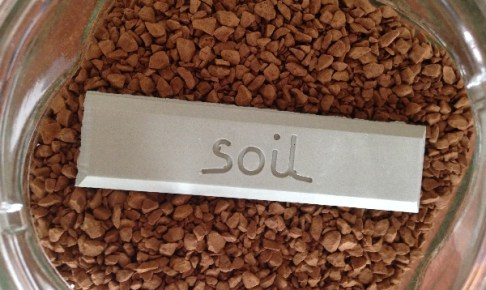 SoiLのDRYING BLOCK MINI