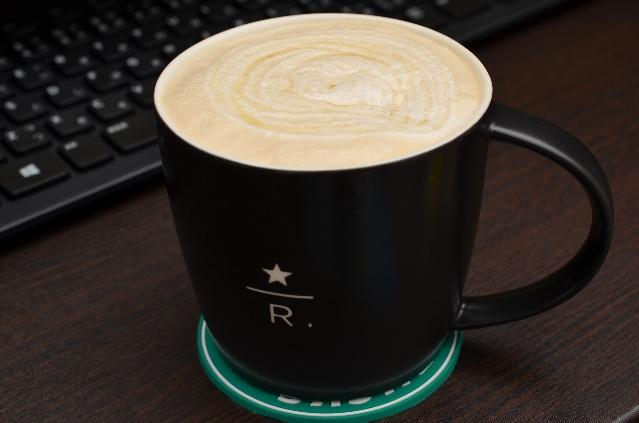 スターバックスのマグカップ