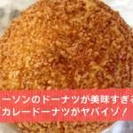 続:ローソンのドーナツが美味すぎる件!チーズカレードーナツがヤバイゾ!