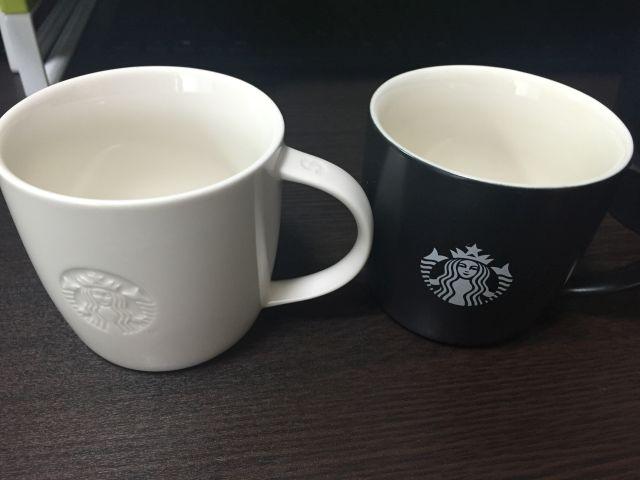 スターバックスのカップ