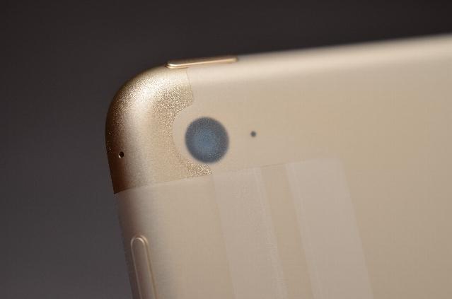iPad mini4の背面カメラ
