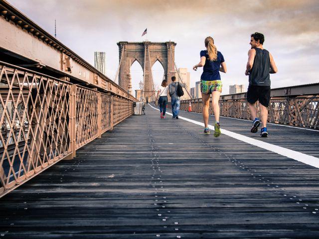 ジョギングのイメージ写真