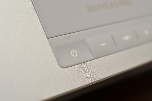 SoundLink Mini BluetoothR speaker II電源