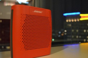 Bose SoundLink Color Bluetooth speaker