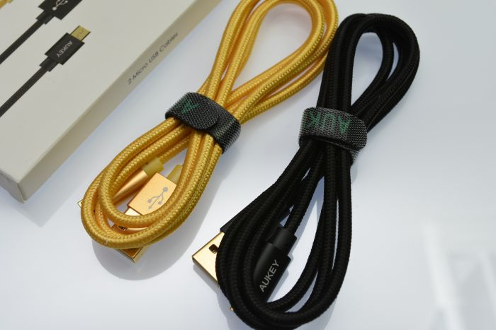 AUKEY Micro USBケーブル