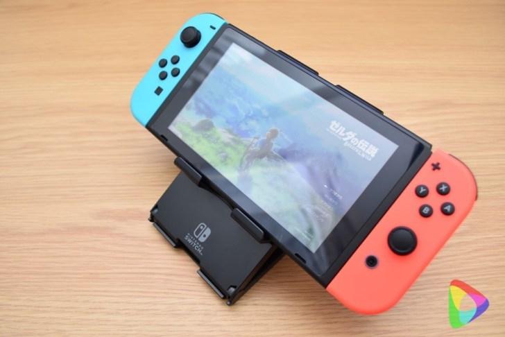 プレイスタンド for Nintendo Switch(ホリ)