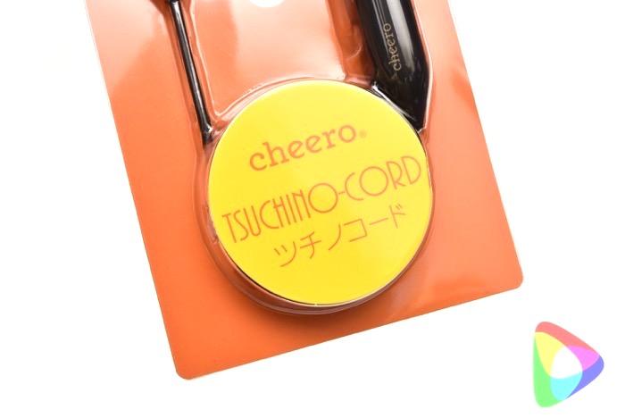 cheeroツチノコード