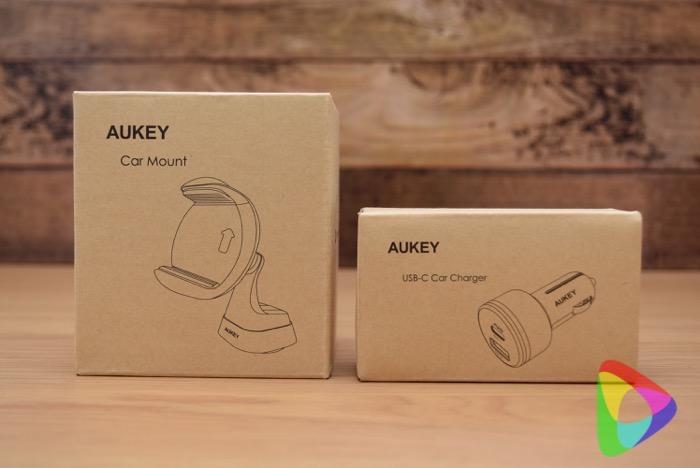aukey商品の写真