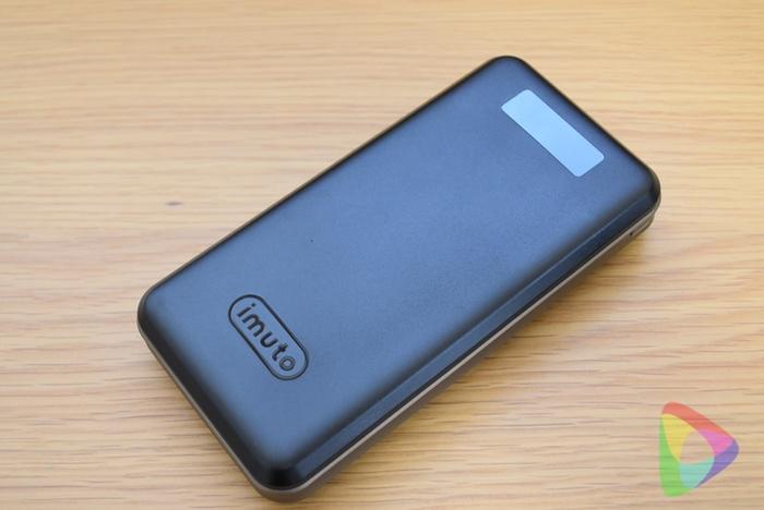 iMuto 30000mAh モバイルバッテリー
