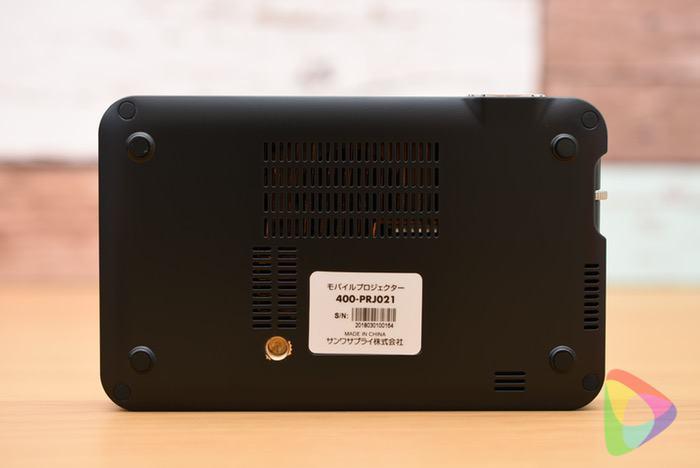 モバイルプロジェクター400-PRJ021