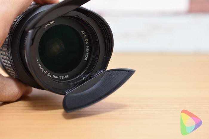 サンワダイレクトのレンズキャップ「200-DGFL006」