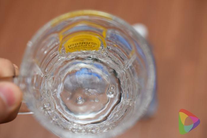 強炭酸水KUOS