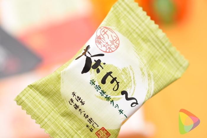 抹茶クッキー(茶まる)