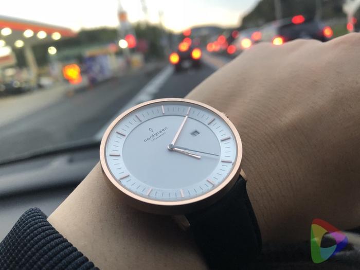大人ファッション腕時計