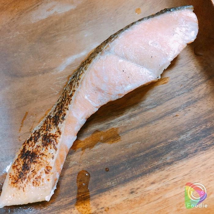 北海道産 鮭の塩焼き