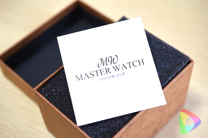 マスターウォッチ(MASTER WATCH)の取説